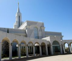 LDS Bountiful Temple 3 by creativelycharged