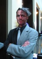 Two-Face by NeonxPanda