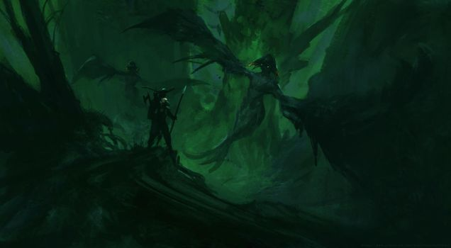 Forest People by parkurtommo