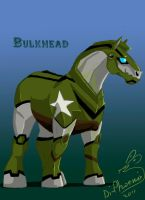 Bulkhead_horse_Animated by Di-Phoenix
