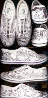 .:Europe Shoes:. by MoPotter