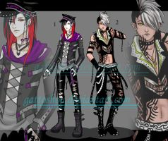 VKEI PUNK ADOPT 23 [ Auction ] [ CLOSE] by gattoshou