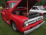 (1956) Ford F-100 by auroraTerra