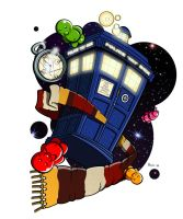 The tardis by hansbrown-77