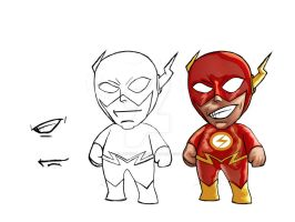 Image By Cay030-d72nng2 Chibiflash Test by FlatsNColors