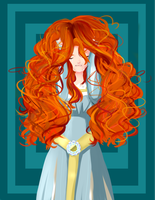 Merida by Athalyah75