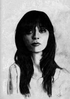 Zooey Deschanel by knightJJ