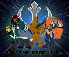 Join the Rebellion by BennytheBeast