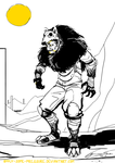Warm-up - Warrior-wolf 29/01-15 (Video) by Apply-Some-Pressure