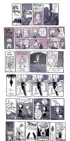 Life Comics - Summer 2012 by carcadann