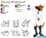 Reference - Heinrich by DCLeadboot