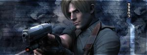 Leon S Kennedy Signature by Firestar6