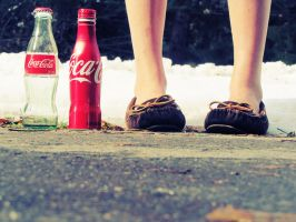 Nothing butta Coca-Cola by lunargrl