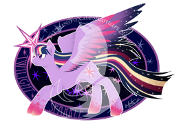 Rainbow Power  - Twilight Sparkle [Full] by FuyusFox