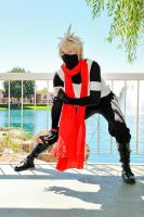 Kakashi: Lightning Blade by ChroniclesofDestiny