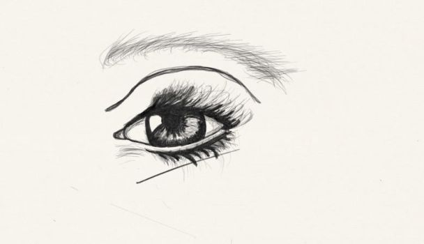 Eye by AbstractMentality
