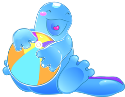 Day 08:Quagsire by Solkiah