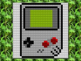 Lego Gameboy by drsparc