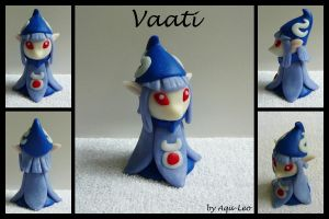 Vaati Figurine by Goldy--Gry