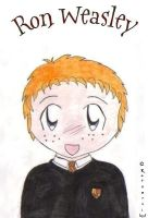Ron Weasley by Kathofel