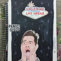 Brendon Urie by notapanicfan