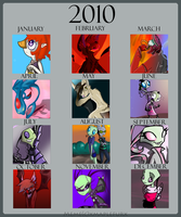 This year sucked. by KimiGryphon