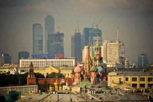 Moscow by Nastasie