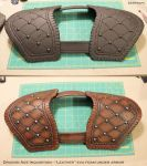 Dragon Age Inquisition Cosplay Leather Armor by SKSProps