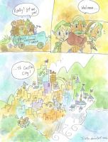 Hyskule Part 2 - Welcome to Castle City! by Trillatia