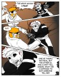 TC- Sy vs. Neon and Luke 8 by The-Alchemists-Muse