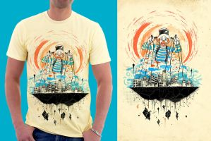 Puppeteer : Shirt by choppre