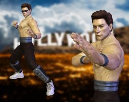 MK2 Johnny Cage by UndeadMentor