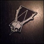 Horned foetus patch by torvenius
