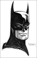 Batman by johnbeatty