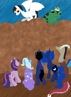 Equestrian Wars 8 by white-tigress-12158