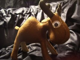 David the Moose by No-Dogs-Allowed