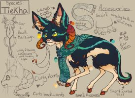 New Species OC Contest Entry by Fireaux