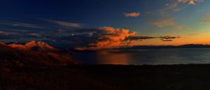 Tahoe sunset2 by MartinGollery