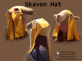 Skaven Hat by Thoaee