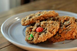 Monster Cookies by MailleQueen