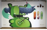 WOOD MORNING WALL by The-Kiwie
