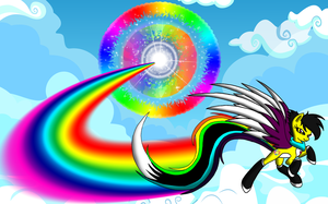 RainbowBoom super rainbooms by RoxasPikachu