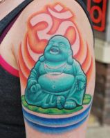 Buddha Tattoo by joshing88