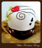 White Chocolate Fondant by kickass-peanut