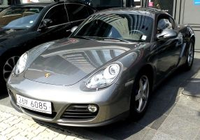 Grey Cayman Coupe by toyonda