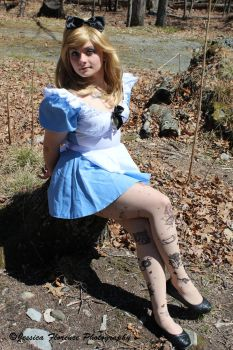 Alice in Wonderland .3 by xaddictedxtragedyx