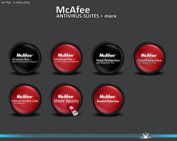 McAfee SecuritySuitesPack by 3xhumed