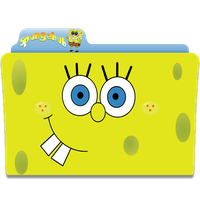 Spongebob Folder HD by JackXan