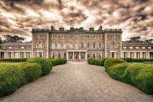 Dark over Carton House by Wanowicz