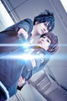 Psycho Pass - Uncontrolled and Control by Hikari-Kanda
